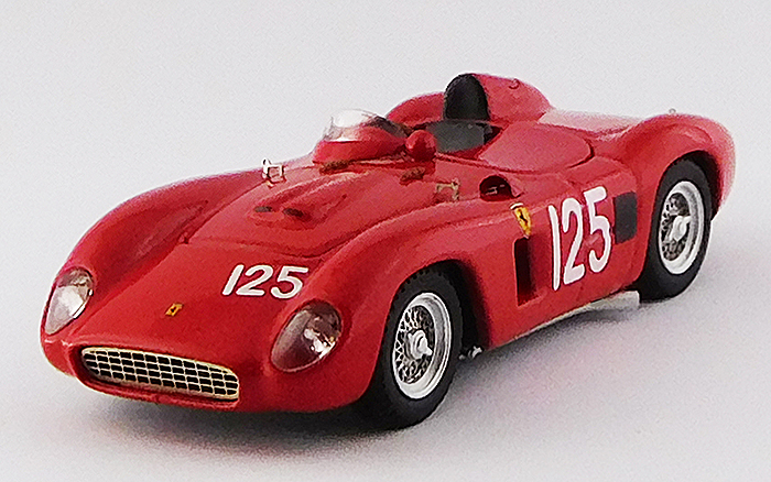 1957 500 TR, Laguna Seca Winner, Lovely