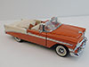 1956 Chevy Bel Air Convertible Copper/white