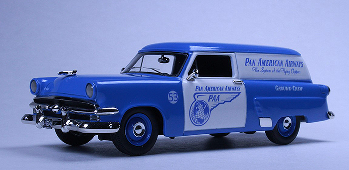 1953 Ford Courier,