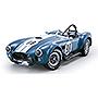1965/66 Shelby Cobra 427 S/C, guardsman blue w/white racing stripes