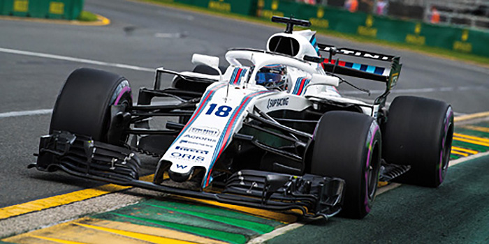 2018 Williams Mercedes FW41, F1, Lance Stroll