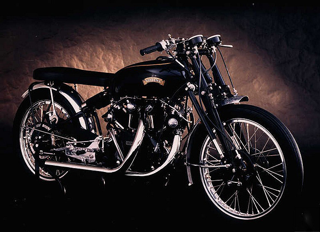 1955 Vincent Black Lightning