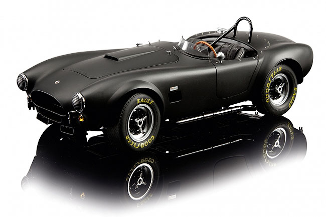 AC Cobra 289. matte black