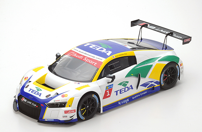 2016 Audi R8, LMS Cup, A. Yoong
