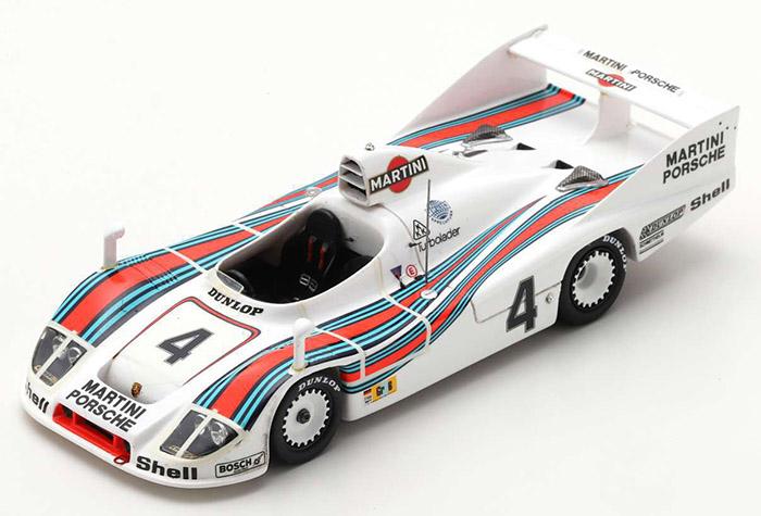 Die cast 1//43 Modellino Auto Porsche 936 24H Le Mans 1976 J Ickx