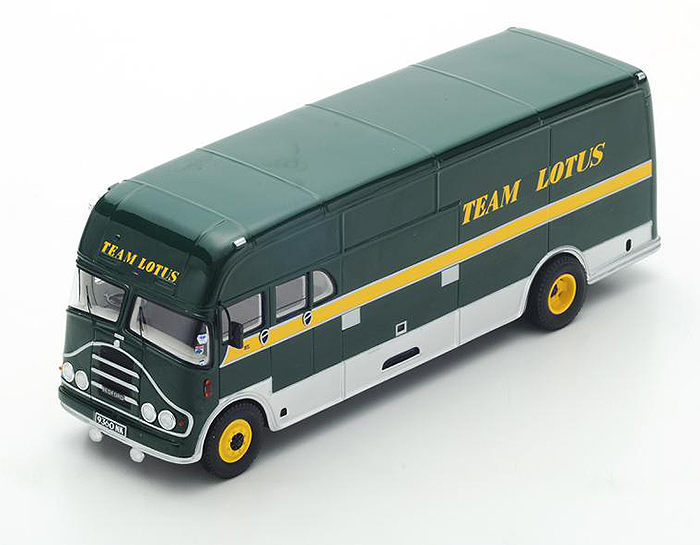 1963-1967 Bedford Transporter, Team Lotus