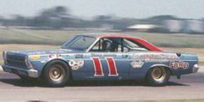 1967 Ford Fairlane, Daytona 500 Winner, M Andretti