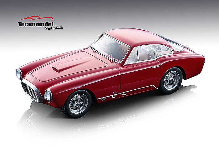 1953 250MM Coupe Vignate, red without bumpers
