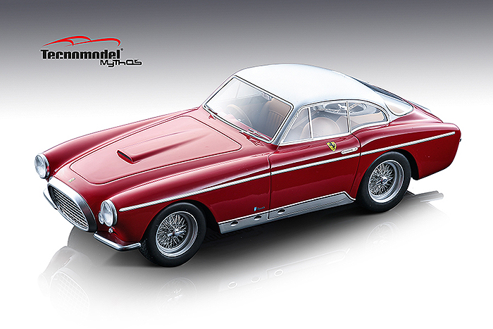 1953 250MM Coupe Vignate, red/silver roof