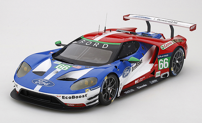 Ford Gt Lmgte Pro Lemans Mucke Pla Johnson